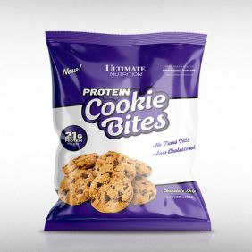 PROTEIN COOKIE BITES CHOCOLATE CHIP 3.75 OZ (106GR) - ULTIMATE