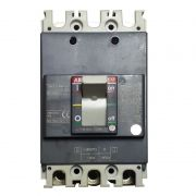 Disjuntor ABB 3P FIX MANUAL  A1A 125 100A