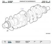 VIRABREQUIM MED STANDART MTU 18V2000G85 - PN X00017358