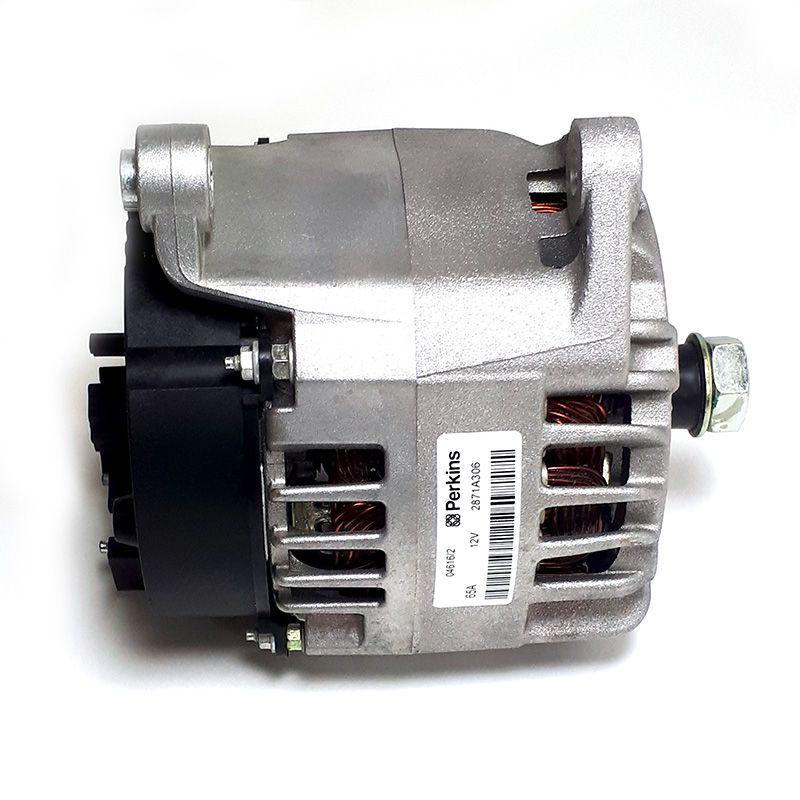 ALTERNADOR 12V/65A PERKINS 1103/1104 - PN 2871A306