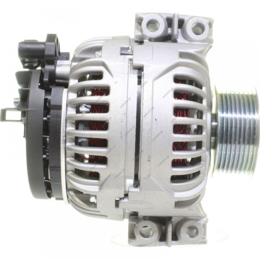Alternador 24v/100A Gerador Motor Scania Dc16