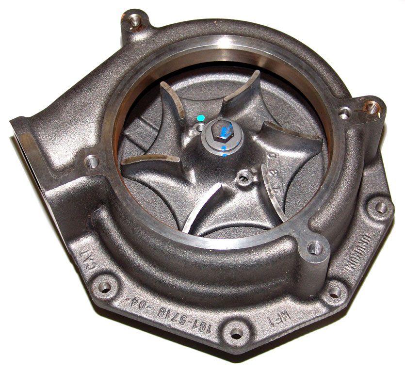 Bomba Agua C/eng Gerador Perkins 2806-tag1/tag2