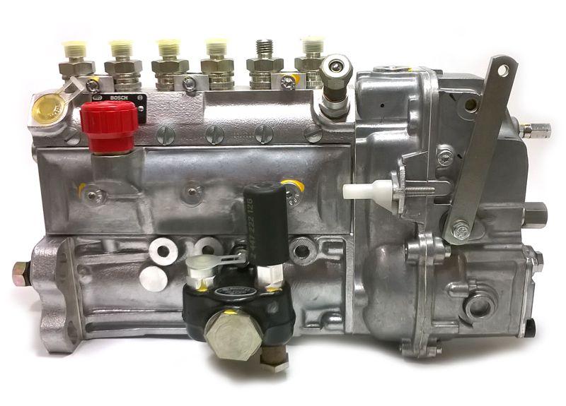 Bomba Injetora S/ Engrenagem Motor MWM D229-6