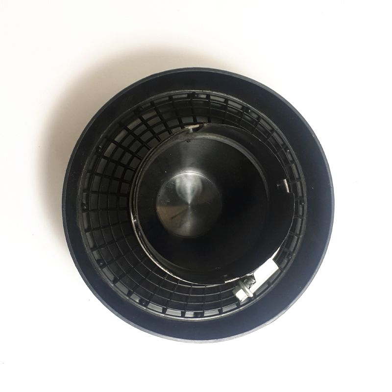 CHAPEU PLAST FILT AR C/ ABRAC MOTOR PERKINS 1103A-TG1 / TAG2