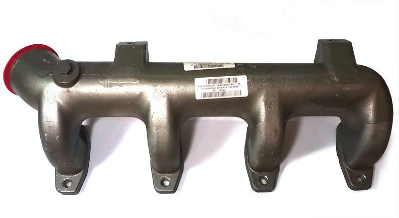 COLETOR  ADMIS MOTOR MWM D229-4 FILT AR PLAST