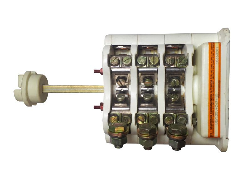 Contator Telelemacanique 3P LC1 D1156 220VCC 115A AC3