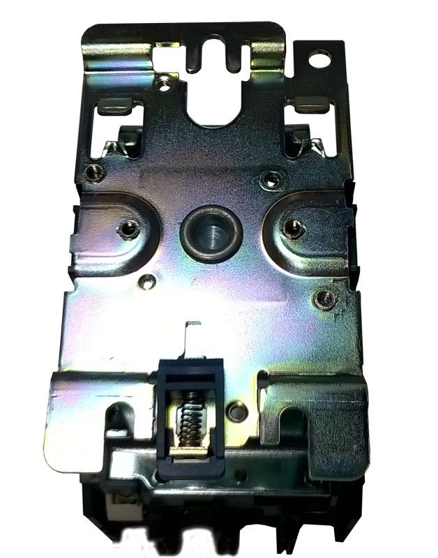 Contator Telelemacanique 4P LP1 D80004 MDD13 220VCC125A AC1