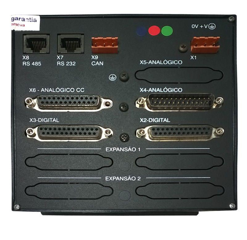 Controlador Grupo Gerador ST2080 PT 8-30VCC
