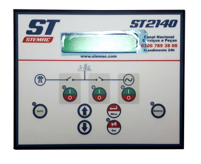 Controlador Grupo Gerador ST2140 8-30VCC