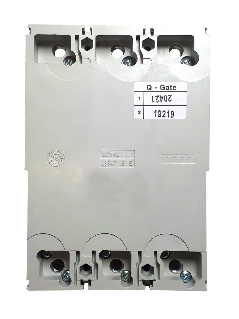 DISJUNTOR ABB 3P FIXO MAN A2B250 TMF 160A - PN 1SDA066549R1