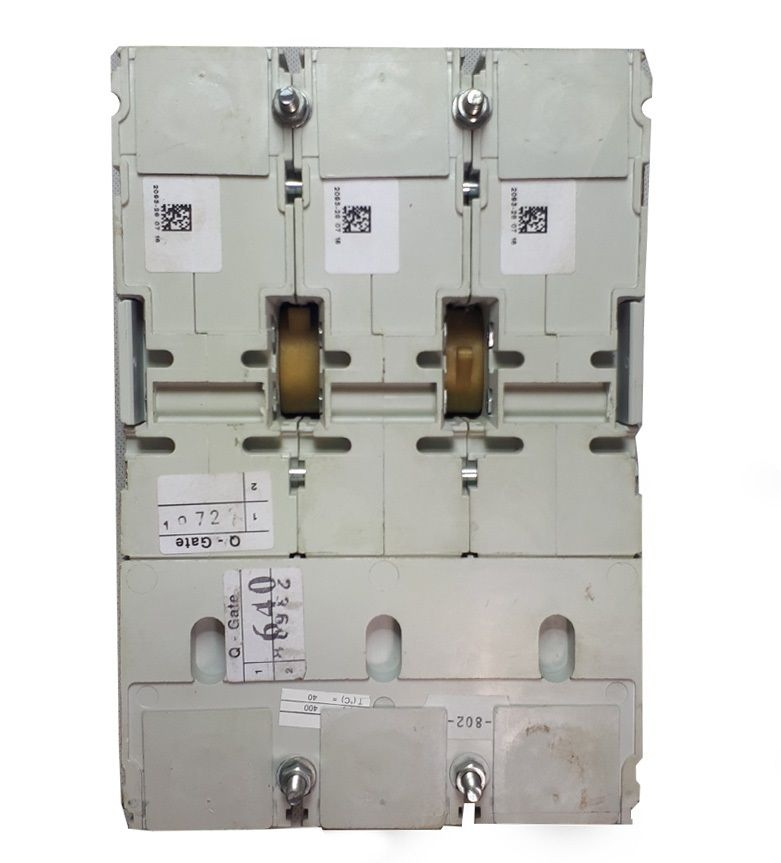 Disjuntor ABB 3P FIX MANUAL  A3N400 TMF 400A