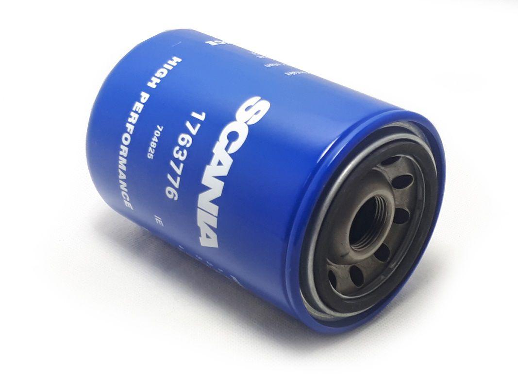 Elemento Oleo Comb Gerador Scania Dc1253 A 07/a08