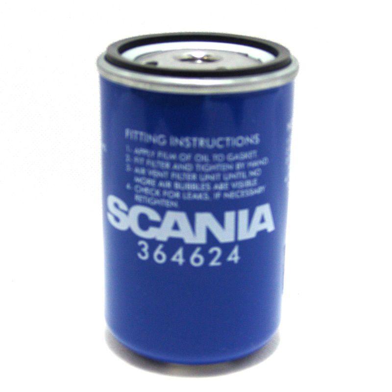 Elemento Oleo Comb Gerador Scania Ds11/ds14