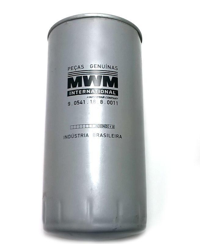 Elemento Óleo Lubrificante Motor MWM 6.10T / 6.10TCA / 6.12TCA