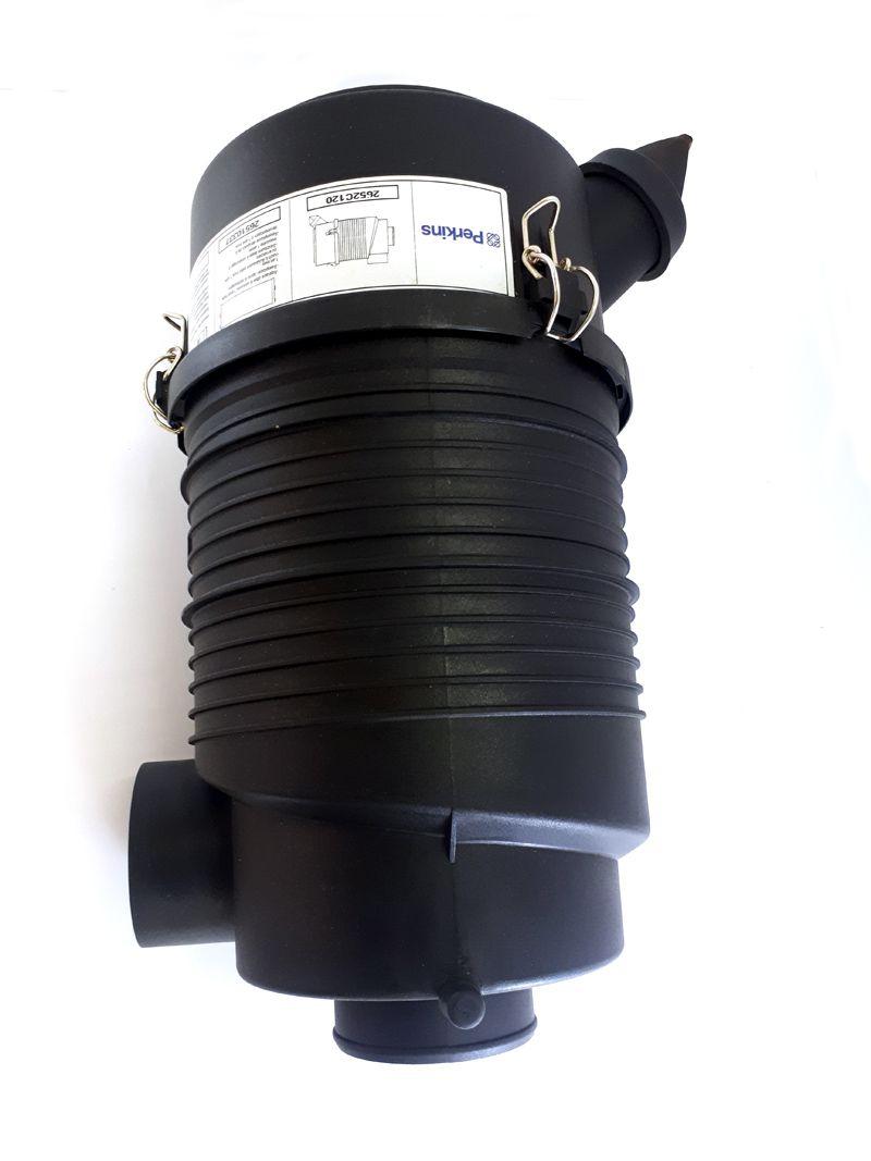 FILTRO AR CARC PLAST COMPL MOTOR PERKINS 1103A-33TG1 / TG2