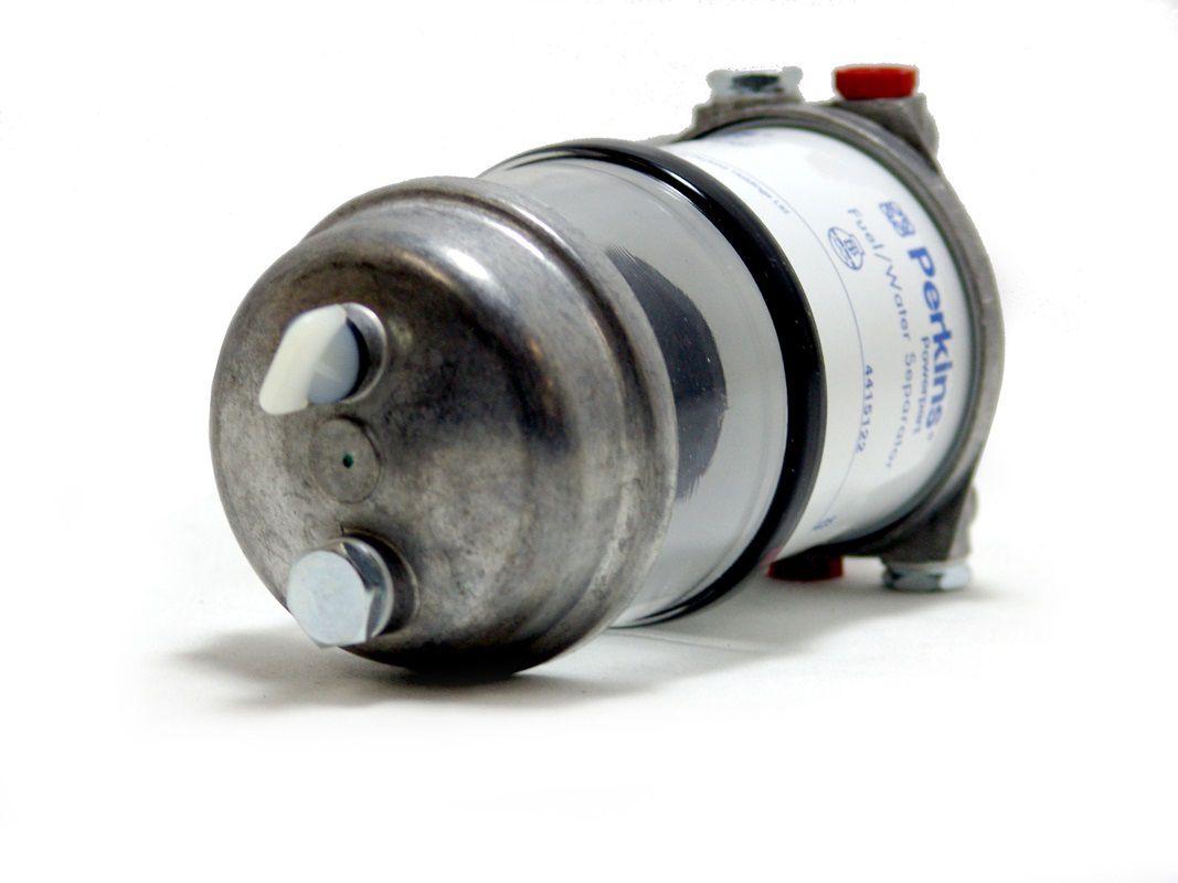 Filtro Oleo Comb Sep Agua C/visor Gerador Perkins 1103/04