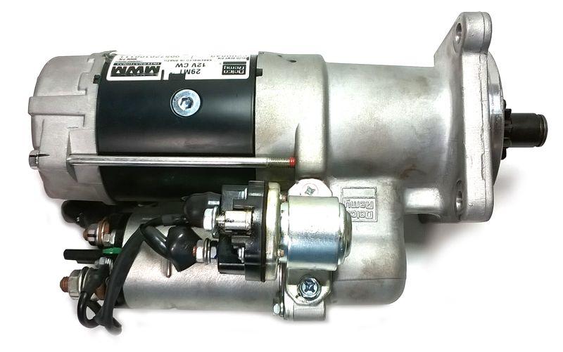Motor Partida 12V 29 MT C/ Term 6mm Motor MWM 6.10 (Z10)