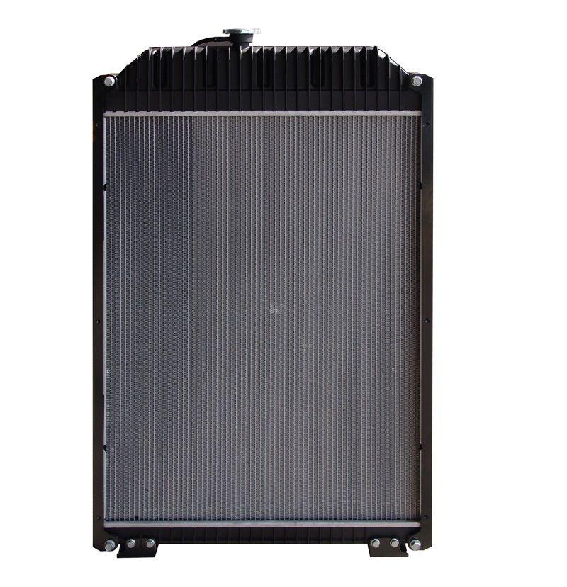 Radiador Alumínio C/ Grades /coifa Gerador MWM D229/6