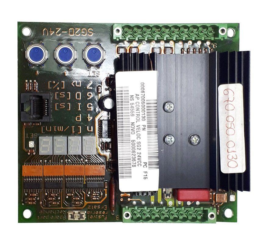 Regulador de Velocidade SG2 24VCC