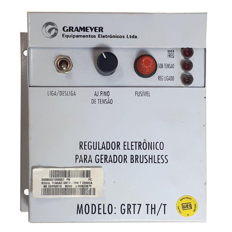 REGULADOR TENSAO GRT7-TH4 T 220VCA