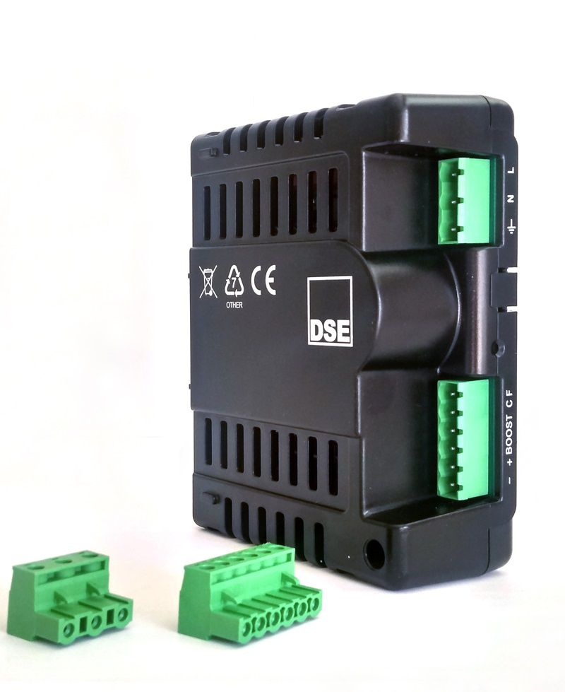 Retificador Carregador Bateria Gerador 5a 24vcc - Dse 9701
