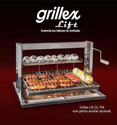 Giragrill Grillex Lift GL 704