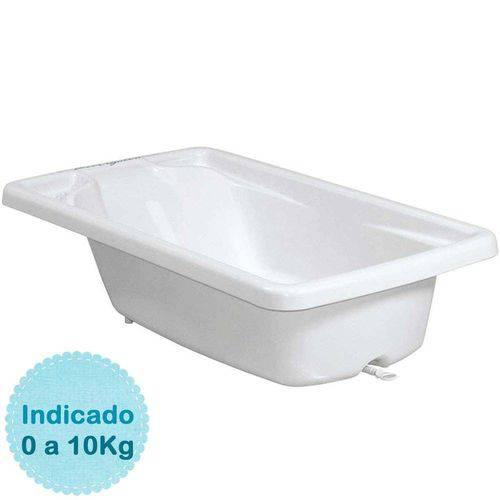 Banheira Rígida Branca - Burigotto