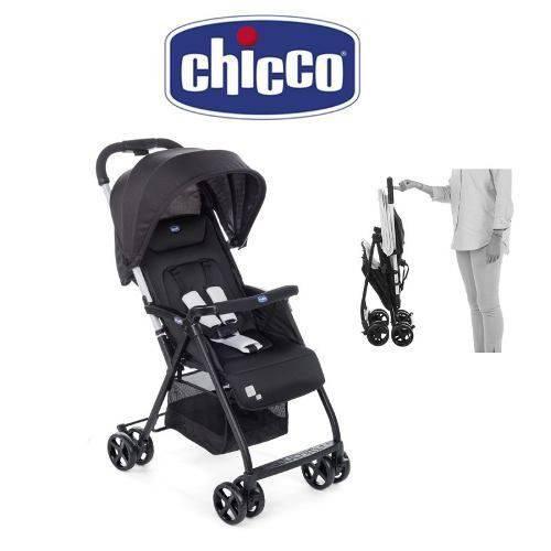 Carrinho De Bebê Ohlalà Black Night (Leve e Prático) - Chicco