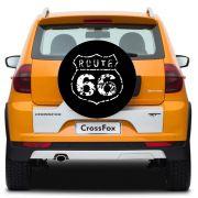 Capa Para Estepe Crossfox Flash Acessórios - CA068