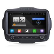 Central Multimídia  Jeep Renegade/Fiat Toro Android 8.1 Octacore