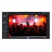 Dvd Player Automotivo Dazz 6.2'' Bluetooth Mirror Android DZ-52838BT