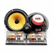 Kit 2 Vias 6,5 Nar Audio Kevlar 120wrms 4ohms Nar 650 Cs3