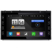 "Multimídia Corolla 2018 M1 Tela 10"" Gps Wifi Waze TV Digital"