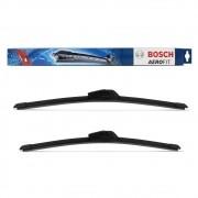 Palheta Limpador de Parabrisa Fiat Fiorino 2014 em diante Bosch Aerofit Par