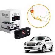 Pedal Fast Tury Reduz Atraso Delay Acelerador Chevrolet Agile