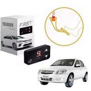 Pedal Fast Tury Reduz Atraso Delay Acelerador Chevrolet Prisma