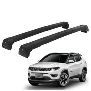 Rack De Teto Long Life Jeep Compass 2017 até 2019