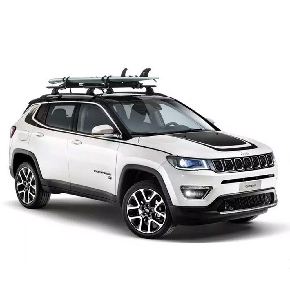 Adesivo Decorativo Para Capo Do Jeep Compass 2017 2018