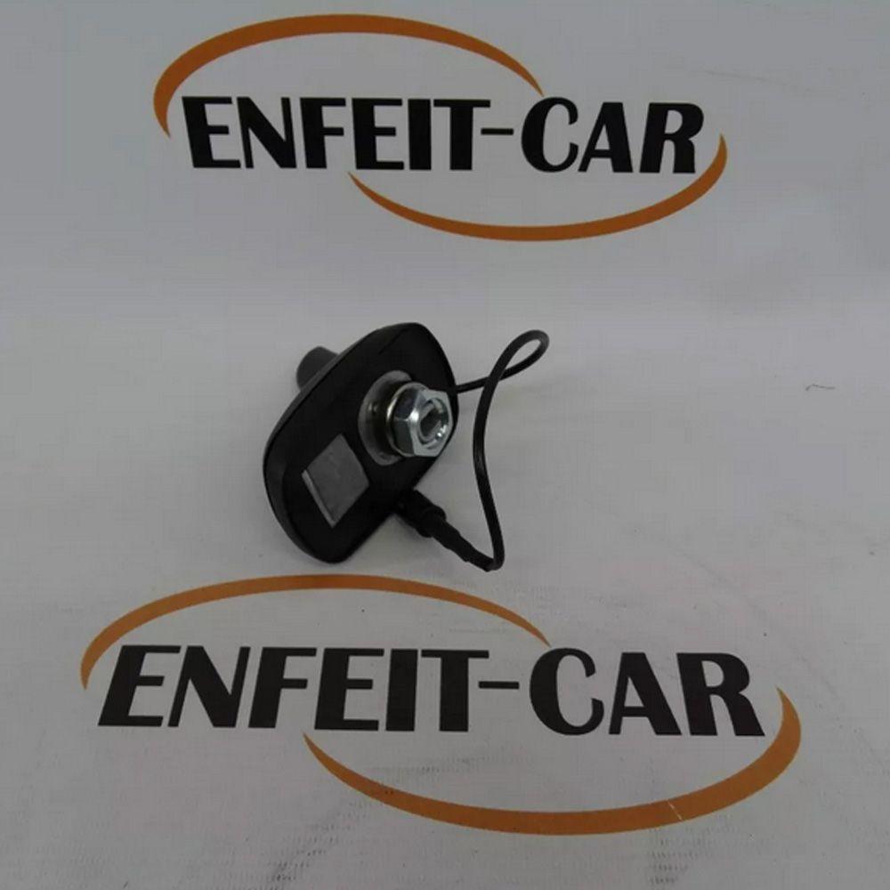 Antena Teto Mini Shark Vw Novo Jetta Golf  Audi Tiguan Todos