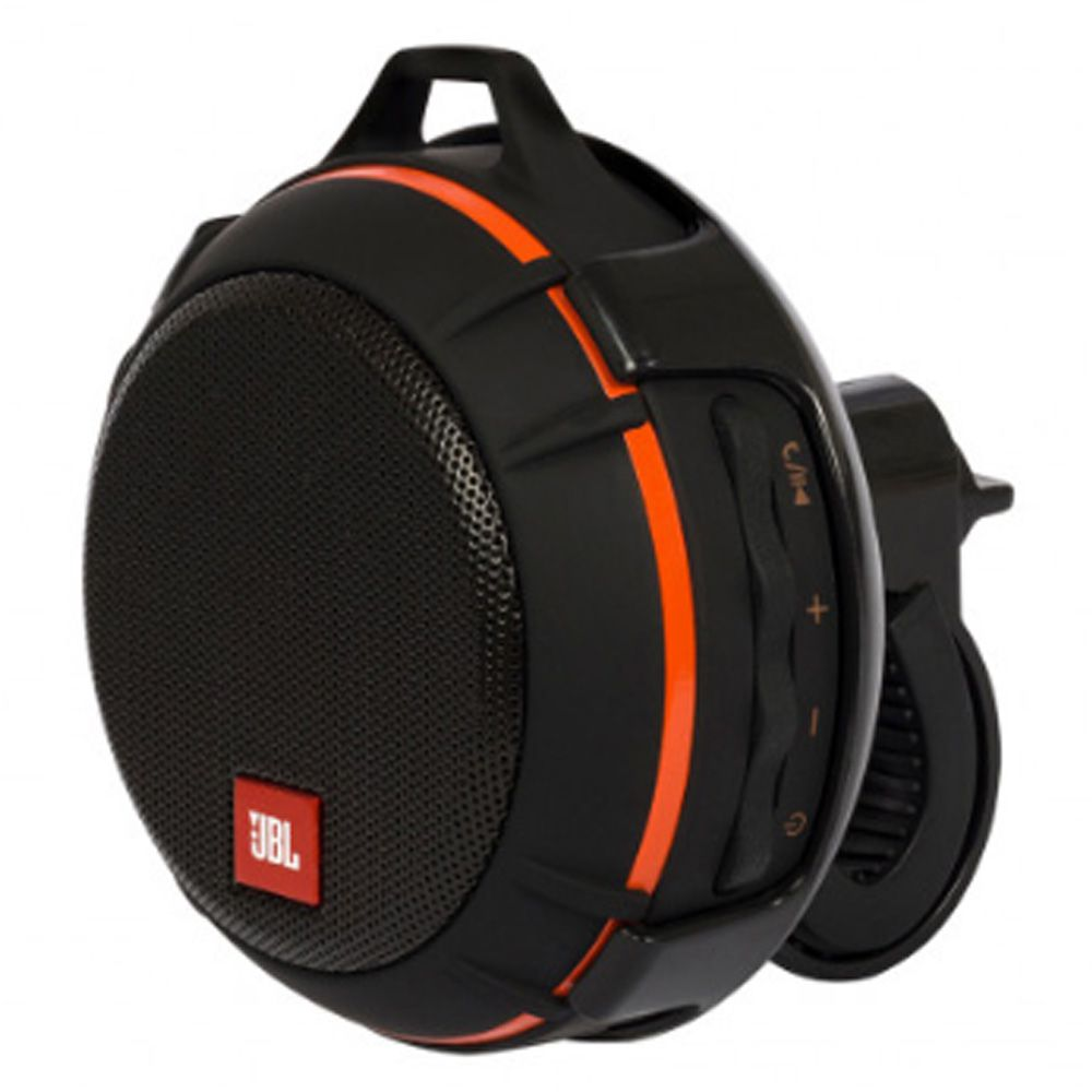 Caixa De Som Portatil Jbl Wind P/ Moto& Bike P2 Sd Bluetooth
