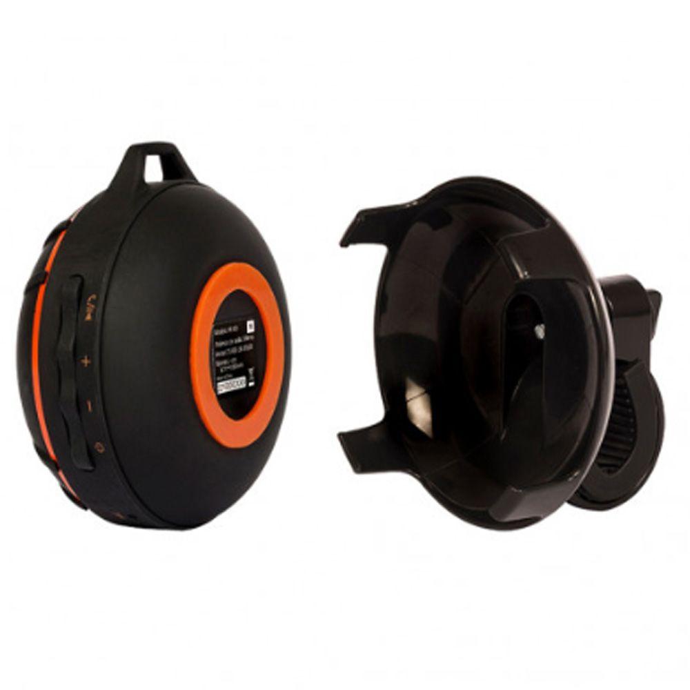 Caixa De Som Portatil Jbl Wind P/ Moto& Bike P2 Sd Bluetooth