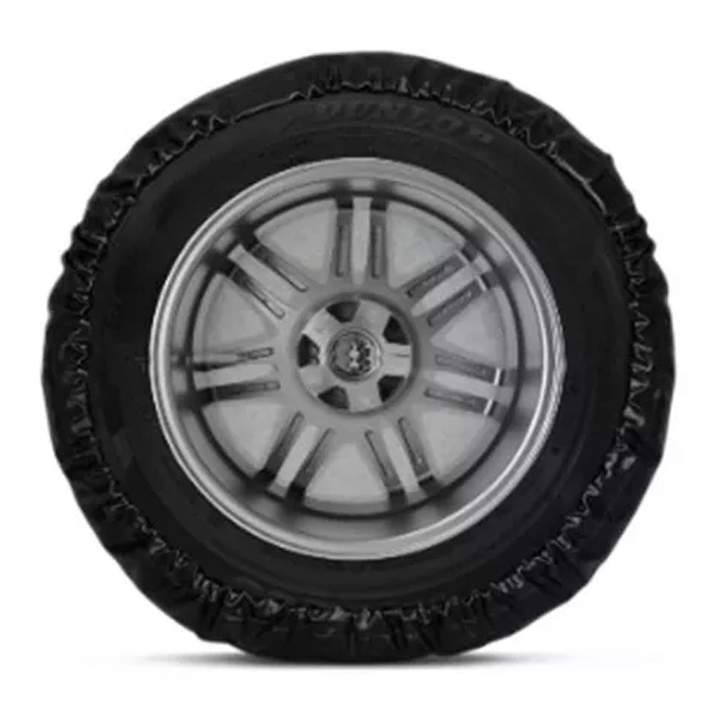 Capa Para Estepe Chevrolet Tracker Flash Acessórios - Ca049