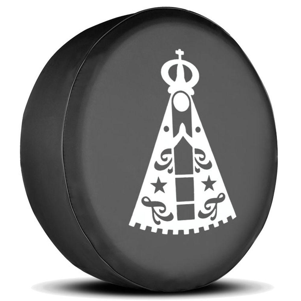 Capa Para Estepe Ecosport Flash Acessórios - Ca055
