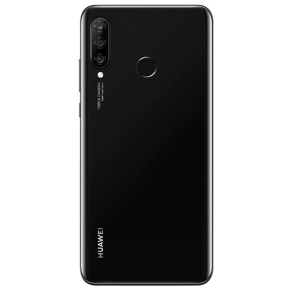 Celular Huawei P30 Lite Lx3a 128gb 4gb 1 Chip Tela 6.15 Preto