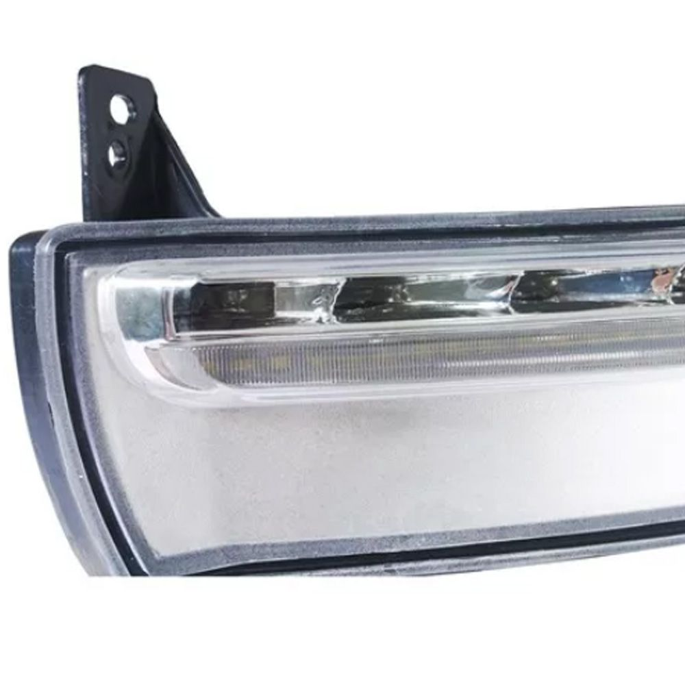 Drl Led Diurna Day Light Seta Sequencial Jeep Compass