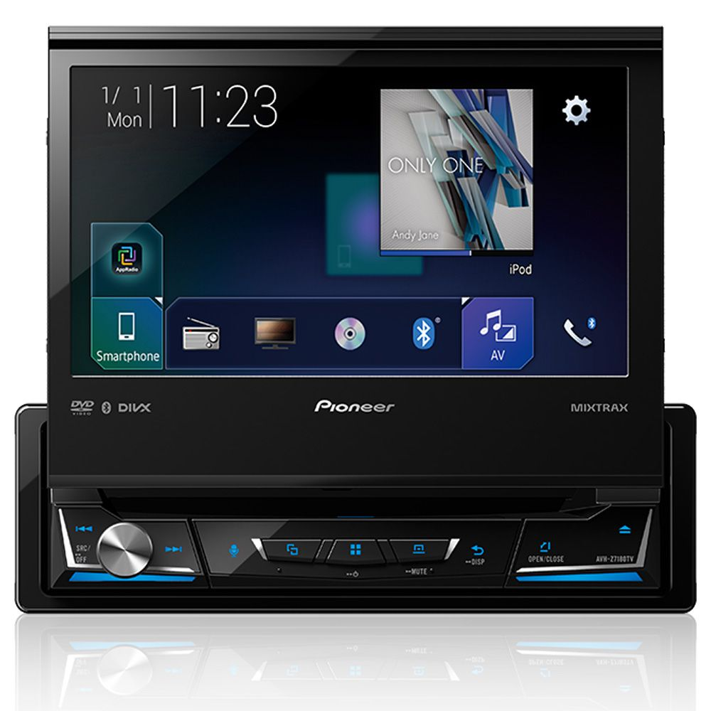 DVD Player Pioneer AVH-Z7180TV 7