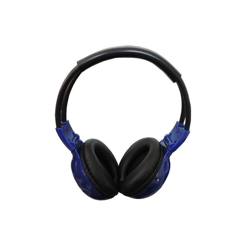 Fone de Ouvido Headphone Sem Fio Com Infravermelho Techone