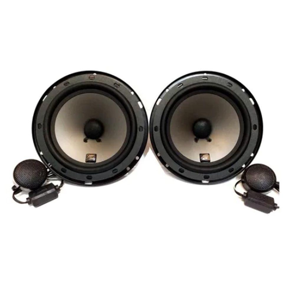 Kit 2 Vias Nar Audio 6 Polegadas 50 W Rms 600-cs-1 Sensation