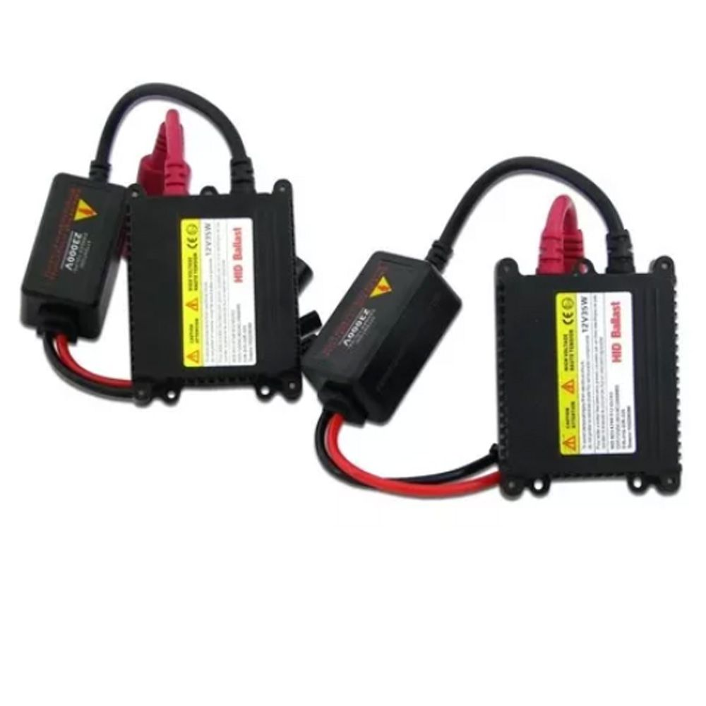 Kit Xenon Lampada H27 6000K Com reator 12V RayX