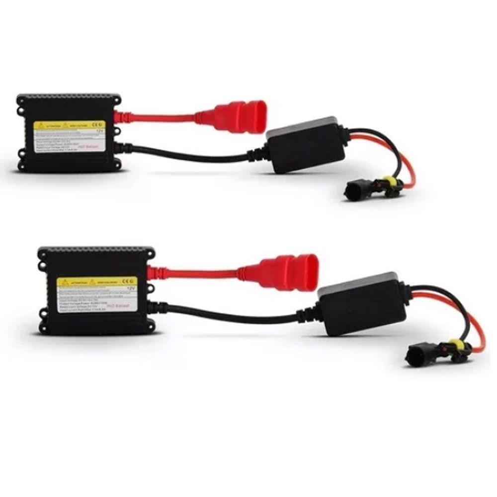 Kit Xenon Lampada H4-3 4300K Com reator 12V RayX